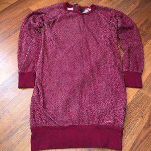 Bench Sweater Dress Back Zip